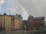 Rainbow over the Old Town