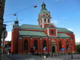 St.Jakobs Kyrka (St.Jakob´s Church)