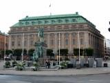 Gustav Adolfs Torg. Dansmuseet