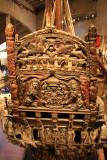 Vasamuseet (Vasa Museum) The warship Vasa sank on her maiden voyage in 1628