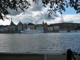 View from Skeppsholmen