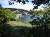 Vasterbron (Western bridge)