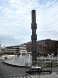 Sergels Torg (named after the sculptor Johan Tobias Sergel)