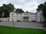Rosendal Palace on Royal Djurgarden