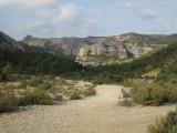 Ulldemolins. Cami a l´Ermita de Sant Bartomeu
