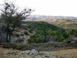 Vista des de Albarca
