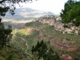 Vista des de Siurana
