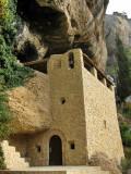 Margalef de Montsant. Ermita de Sant Salvador