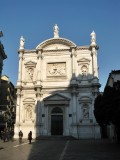 Venezia. Chiesa di San Rocco