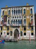Venezia. Palazzo Cavalli-Franchetti