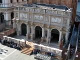Venezia. Campanile. Loggia de Sansovino