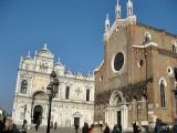 Venezia. Campo Santi Giovanni e Paolo