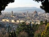 Firenze (Vista desde San Miniato al Monte)