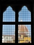 Firenze. Il Duomo visto desde el Palazzo Vecchio