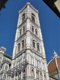 Firenze. Campanile de Giotto