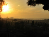 Atardecer en La Toscana (Tuscany Sunset)