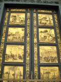Firenze. Porta del Paradiso. Batisterio