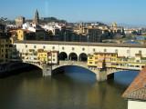 Firenze. Ponte Vecchio. Vista desde el Palazzo Vecchio