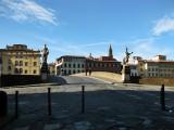 Firenze. Puente sobre el rio Arno