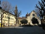 Firenze. Basilica del Santo Spirito