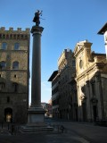 Firenze. Iglesia de Santa Trinita