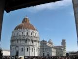 Pisa. Piazza dei Miracoli