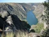Parque Natural Arribes del Duero. Vista desde el Mirador Picón de Felipe