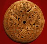 Kennedy Center pottery closeup