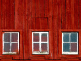 Barn Red ~ July 31st