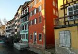 la petite France : maisons typiques.