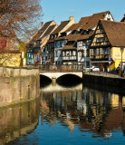 a sunny day in Colmar