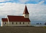 Vik - kirkja (church)