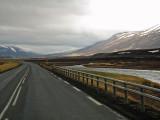 Road 1 to Blönduos