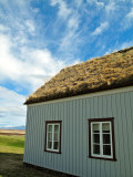 grass roofs in Iceland
