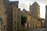 Locronan, l'église St Ronan
