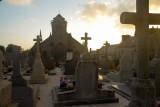 le cimetière de Locronan