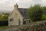 une maison à Locronan