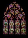 Cathedrale St Corentin, vitrail