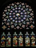 la Rosace de la Cathédrale St Pol de Leon