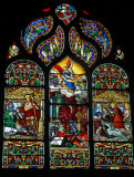 St Pol de leon, vitrail