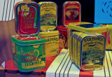 canned sardines, what a delight!