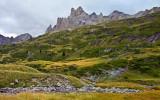 pointes des Cerces 3090 m.  alt.