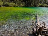 le lac vert, vallée étroite