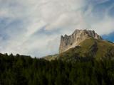 Mont Thabor, alt 3178 m.