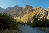 le mont Pelvoux, alt 3946 m.