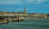 le port de St Malo