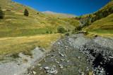 flâner le long du ruisseau