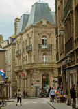 St Malo, the old town
