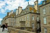 les remparts de St Malo