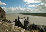 le Mont St Michel et la baie